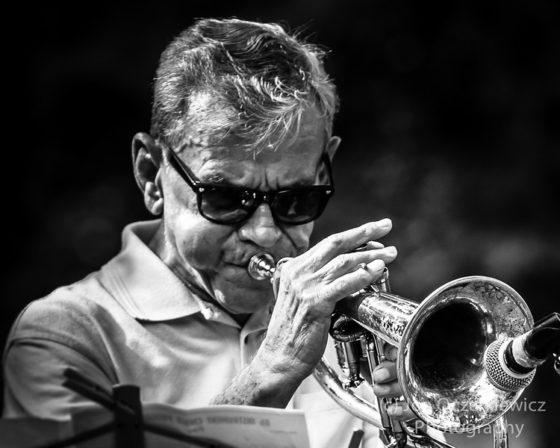 "Winnipeg-based trumpeter, Frank Burke --- the inspiration behind ""Sordid Sort of Fellow"""