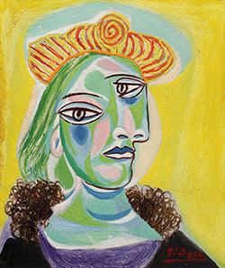 Pablo Picasso Bust of a Woman (Dora Maar), 1938