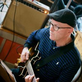 Guitarist Doug Maher
