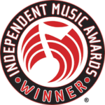 "Independent Music Awards' ""Winner"" logo"