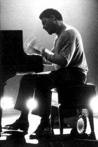 John Coltrane's pianist, McCoy Tyner