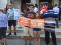 Rally to End Gun Violence