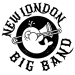 the logo for the New London Big Band