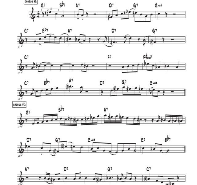 Miles Davis Solo