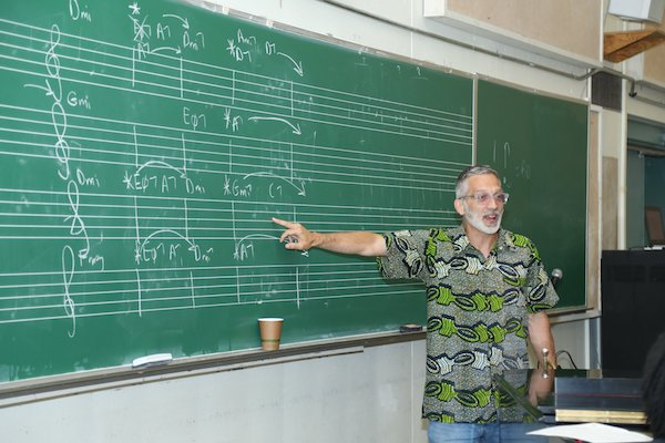 Teaching Jazz