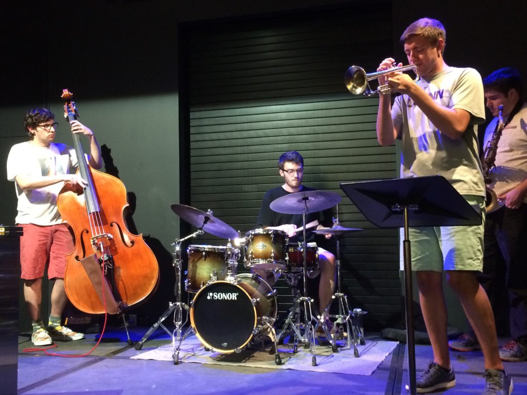 Jazz Combos at the University of Connecticut