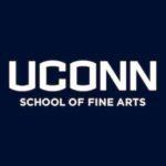 UConn School of Fine Arts Logo